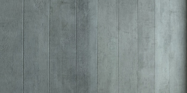 Wall background from gray cast concrete