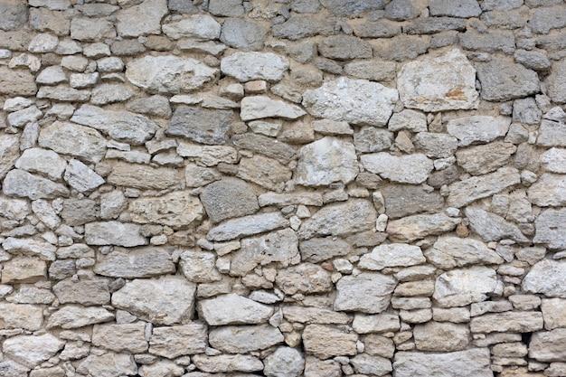 テクスチャとしての天然砂岩の壁