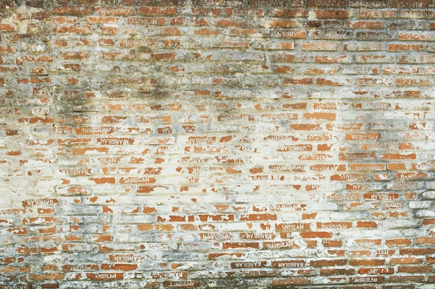 壁の古いテクスチャと背景