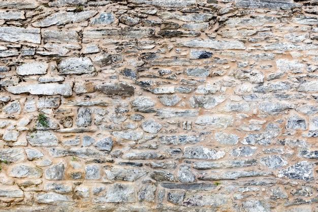 벽지로 사용하기 위해 벽 돌을 닫습니다.