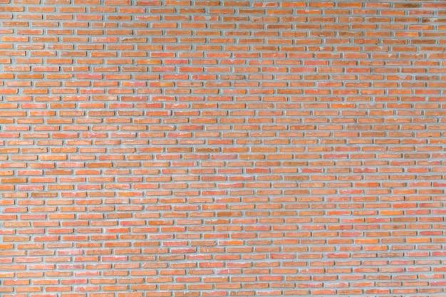 Struttura della parete di mattoni