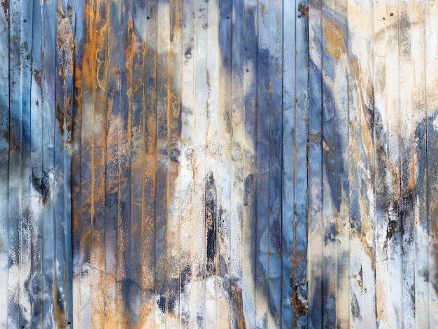 Wall of the wooden house, the texture of the raw wood