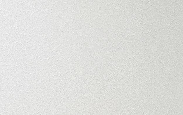 テクスチャ背景wallpのための空と空白のコンクリート石膏壁の抽象的な白の色
