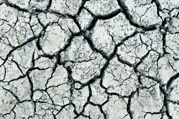 Wallpaper, patterns and textures of cracked soil, drought of the earth