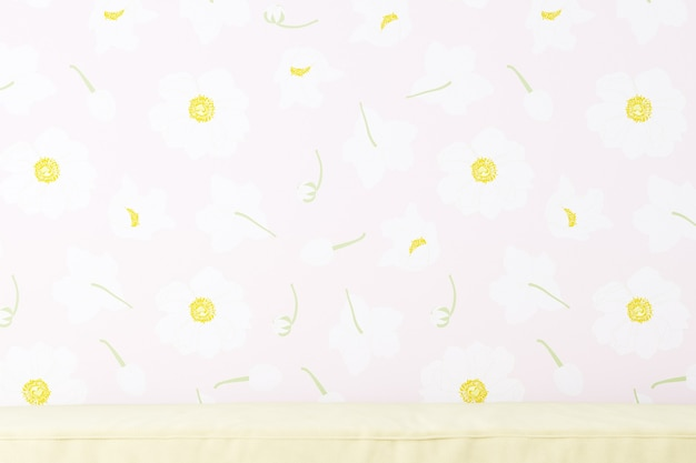 Wallpaper pink flowers background for pictures products bags caps
