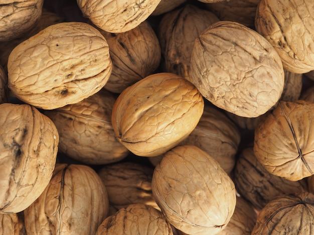 クルミフルーツ食品の背景