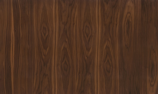 Walnut veneer, natural wood texture