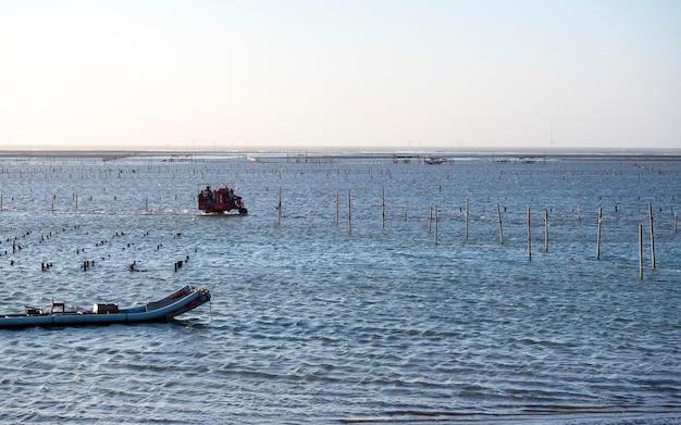 Wanggongchanghua county 대만 wanggong intertidal zone 외관