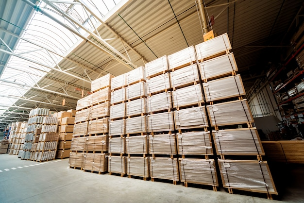 Warehouse industrial company.