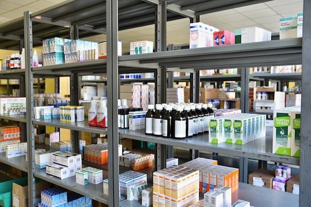 «склад аптеки»