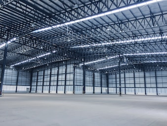 Warehouse space to store a wide variety of products to customers