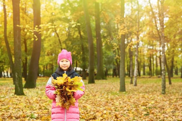 Warm autumn day