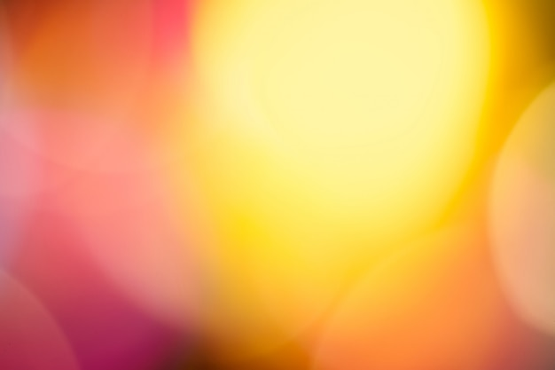 Warm tone abstract background