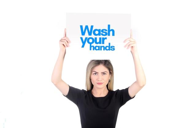 コロナウイルス、covid-19、2019-ncov、sars-cov-2に対して手を洗ってください。パンデミックウイルスの脅威。