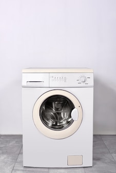 Washing machine at home