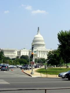 Washington d.c. famous landmarks, dome