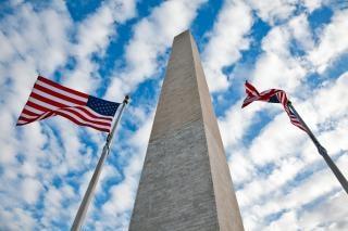 워싱턴 기념비 건축