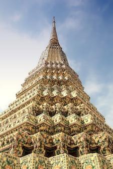 Wat arun, temple of the dawn, bangkok