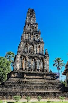 Wat chamthewi , lamphun, thailand