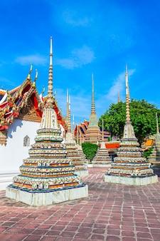 ワットポーは、タイのバンコクのプラナコーン地区にある仏教寺院です。