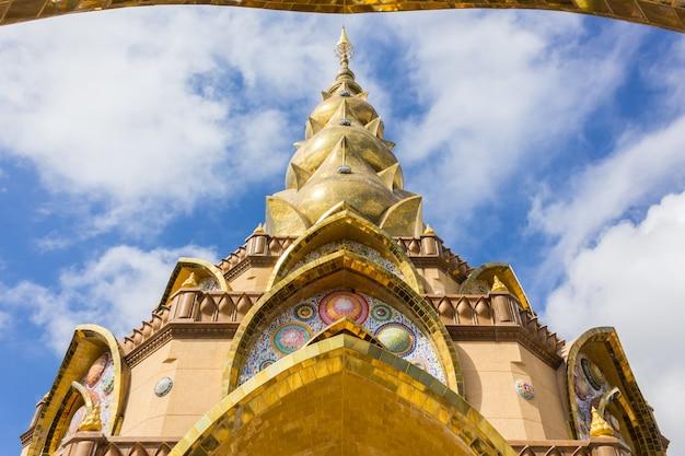 Wat phra that pha sorn kaew,thailand