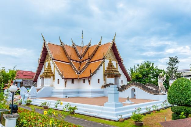 Wat phumin, muang district, nan province, thailand.