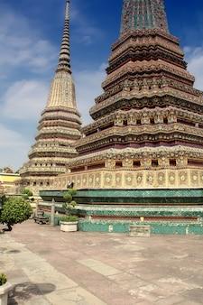 バンコクのワットポー寺院