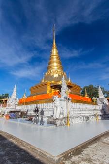 Wat pra that chae haeng, nan province, thailand
