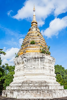 Wat sri suphan temple in chiang rai in thailand