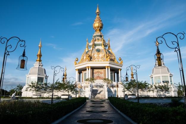 Wat thung setthi khon kaen, thailand