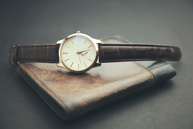 Watch on the  wallet