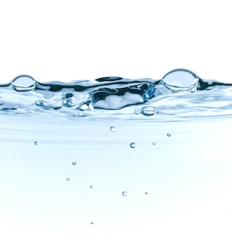 Water drop background.