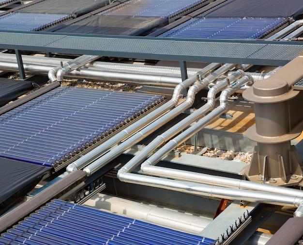 Водяные солнечные батареи