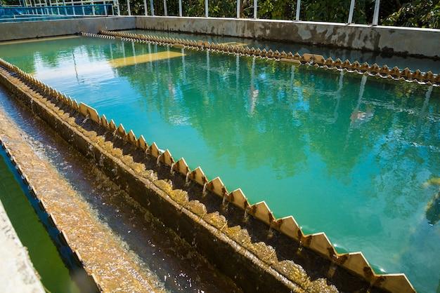 Очистка воды и очистные сооружения