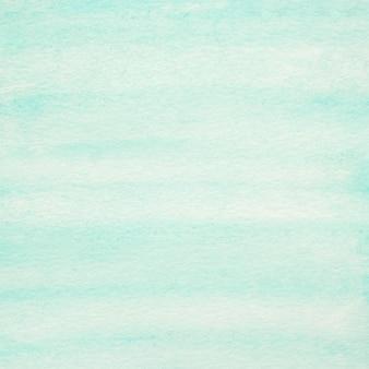 수채화 배경, 흰 종이 뒤에 질감 예술 추상 녹색 수채화 그림