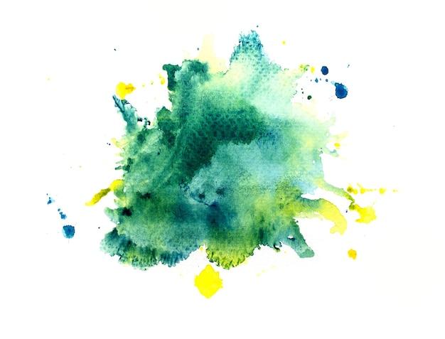 Акварель фон искусство рука краска