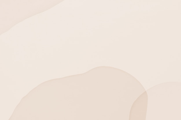 水彩背景パパイヤホイップ