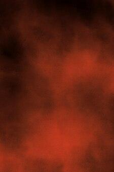 水彩ブラックオレンジハロウィーンの背景テクスチャデジタルペーパー