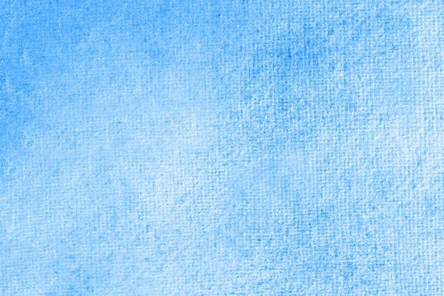 수채화 파란색 배경