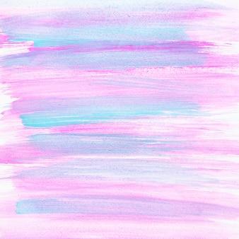 水彩ブラシ線
