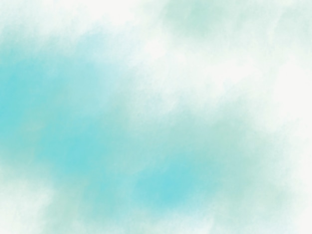 Watercolor brush strokes texture background with copy space