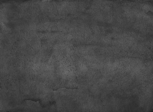 水彩ダークグレーの背景テクスチャ