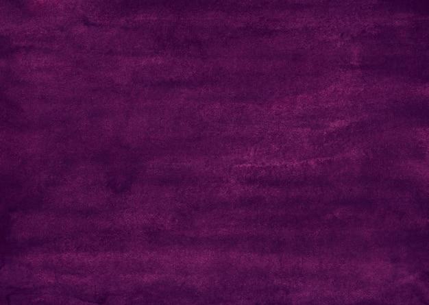 Watercolor dark purple