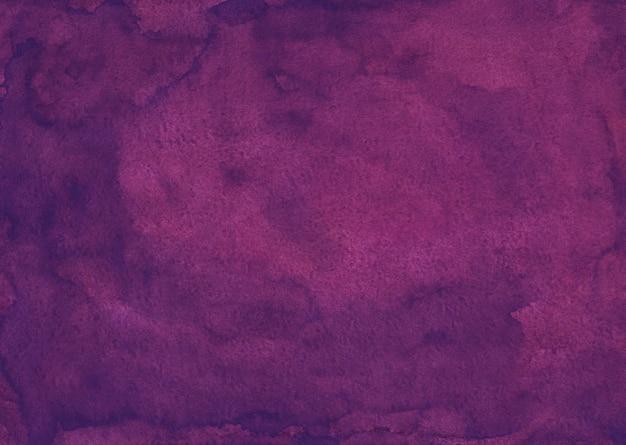 水彩ダークバイオレット背景テクスチャ