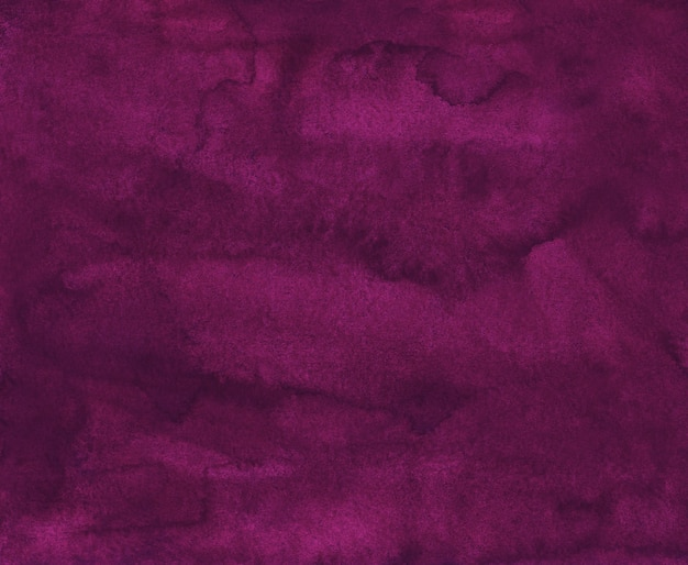 Watercolor deep crimson background