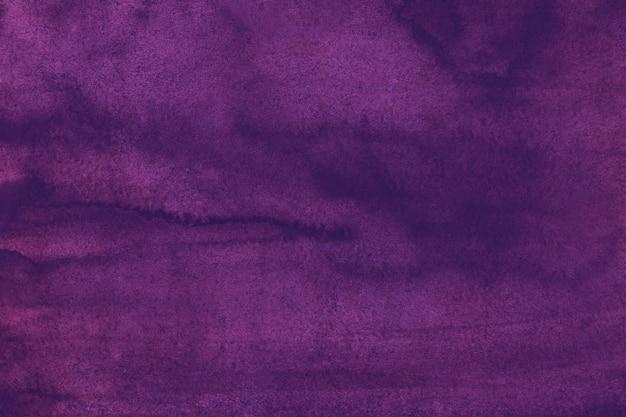 Акварель темно-фиолетовый фон текстуры