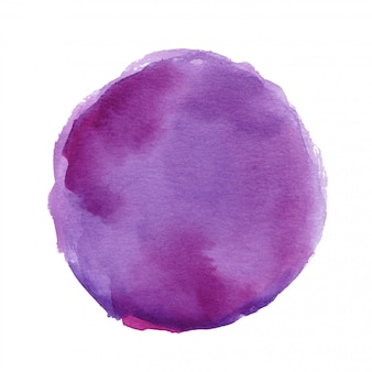 Watercolor dot background