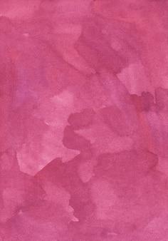 Акварель пыльно-розовый