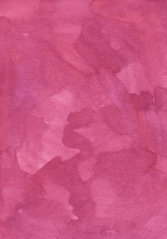 Watercolor dusty pink