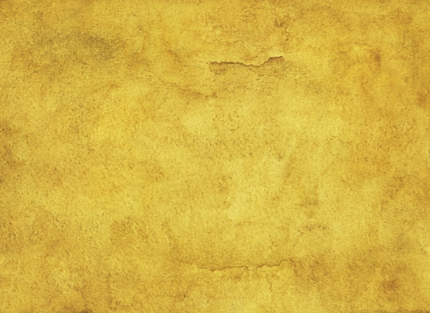 Watercolor gold color